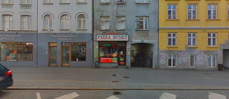 De Fyrretyve Røvere Aarhus C Firma Krakdk
