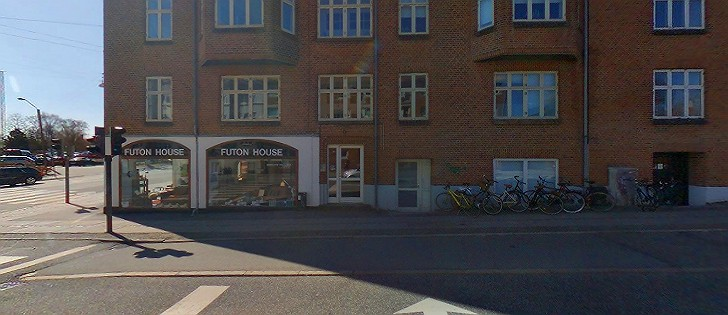 Information Om Futon House