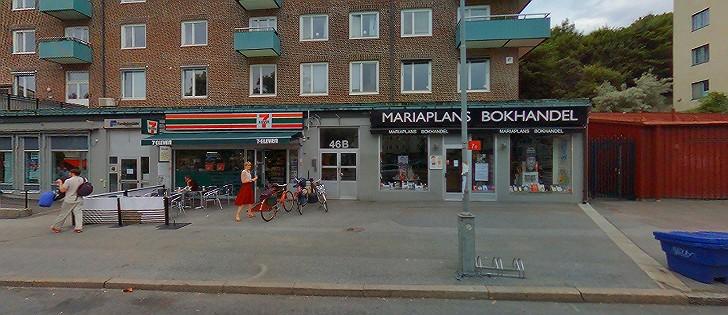 mariaplans bokhandel