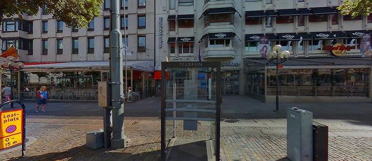 Handelsbanken Avenyn Goteborg Foretaget Eniro Se