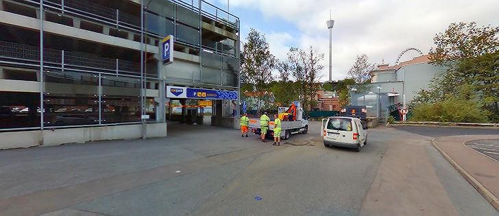 q park göteborg