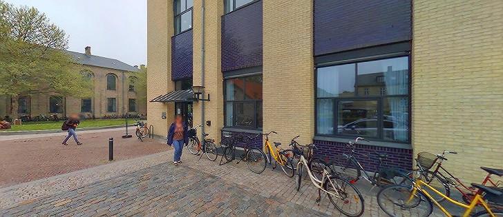 Det Kgl Bibliotek Dyrlægevej Frederiksberg C Firma Krakdk