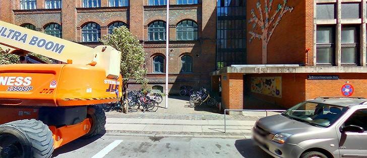 Oehlenschlægersgades Skole København V Firma Krakdk