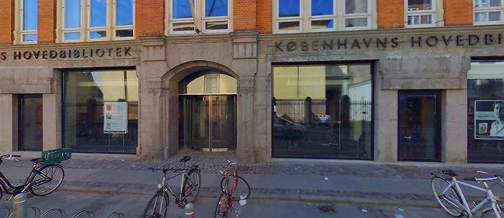 Biblioteksudvikling Og Hovedbiblioteket København K Firma Krakdk