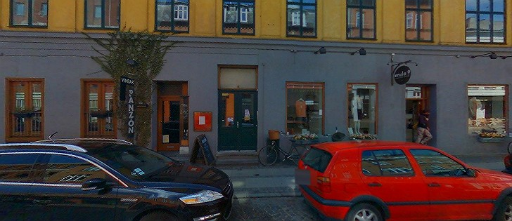 Cocks Cows østerbro København ø Firma Krakdk
