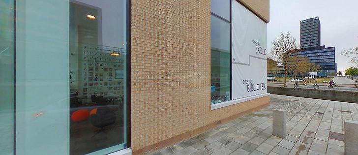 ørestad Bibliotek København S Firma Krakdk