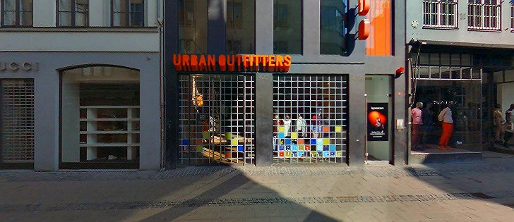 Urban Outfitters Denmark, København K   firma   krak.dk