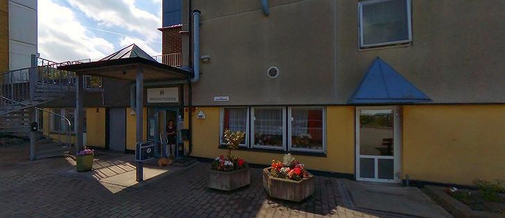 Full rulle i Rosengrd - Malm stad