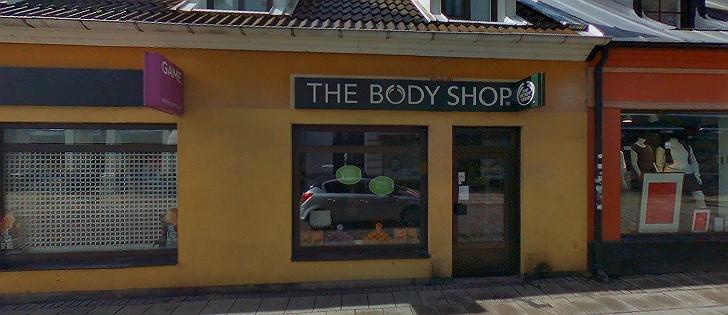 the body shop lund